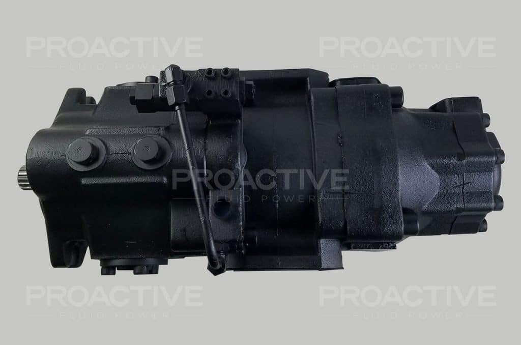 Denison® Hybrid Pumps - [800-398-5733]